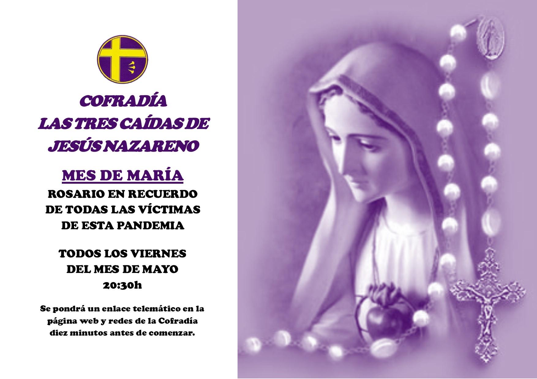Rosario Mes de María 2020